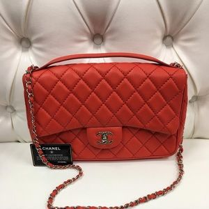 Chanel Classic Bag New!PRICE IS FIRM.